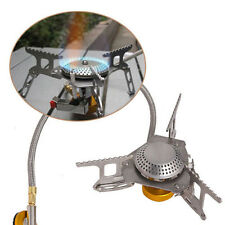 New Portable BBQ Picnic Gas Jet Stove Burner Cooking Hiking Camping Gear Cooker