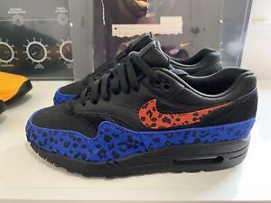 Nike Air Max 1 Premium 'Black Leopard' UK6.5 US7.5 BNIB