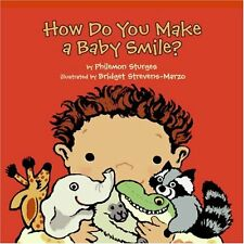 How Do You Make a Baby Smile?