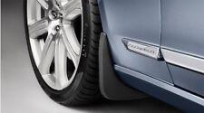 Genuine Volvo S90 Moulded Plastic Black Mudflaps OE OEM 31439243, 31439244