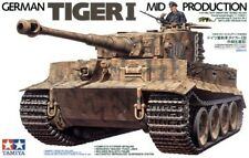 Tamiya 1/35 German Tiger I Mid Production # 35194