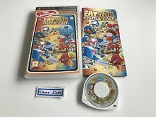 Fat Princess Fistful Of Cake - Essentials - Sony PSP - PAL FR - Avec Notice