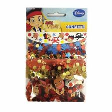 Disney Jake & Neverland Pirate Pack Value Table Confetti Birthday Party