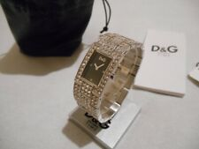 Montre Femme Dolce Gabbana C'est Chic D&G Ladies Watch Strass Swarovski Diamanté