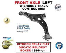 FRONT LEFT WISHBONE TC ARM for CITROEN RELAY FIAT DUCATO PEUGEOT BOXER 1994->on