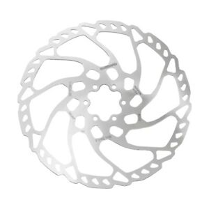 SHIMANO DEORE SLX SM-RT66 DISC BRAKE ROTOR 203MM, 6-BOLT, ISMRT66L