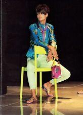 catalog GIANNI VERSACE 20 Donna Primavera Estate 1991 ABBATTISTA Turlington