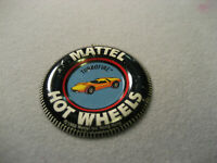 Vintage Hot Wheels Redlines Turbofire Badge