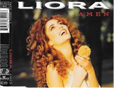 CD PROMO EUROVISION ISRAEL 1995 LIORA AMEN ENGLISH, FRENCH AND HEBREW VERSIONS