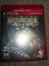 BioShock 2  (Sony Playstation 3, 2012) PS3 Complete