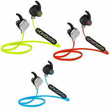 Sport Bluetooth Headset Stereo Music Running Earphone Headphone for iOS Android