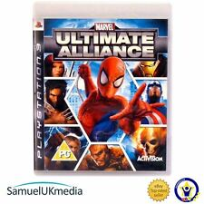 Marvel: Ultimate Alliance (PS3) **GREAT CONDITION!!**