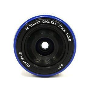 Olympus Digital 17mm f/2.8 M.Zuiko Micro Lens 17/2.8 4/3