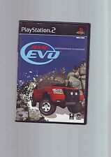 4x4 EVOLUTION - PS2 GAME / 60GB PS3 COMPATIBLE - FAST POST - ORIGINAL & COMPLETE
