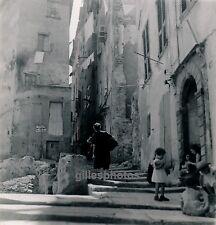 BASTIA c. 1940 - Une Rue Corse - C 36