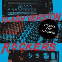 PHOENIX CITY ALL-STARS - CLASH VERSION ROCKERS   CD NEU