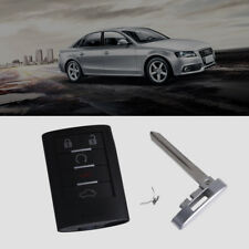 5 Buttons Car Auto Remote Key Shell Fob Case Fit For Cadillac CTS DTS STS XTS