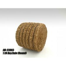 ACCESSORY HAY BALE ROUND 1:18 SCALE MODELS BY AMERICAN DIORAMA 23983