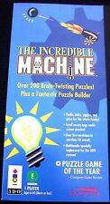 The Incredible Machine. 3DO Console.Game