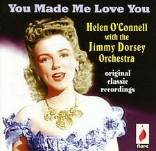 Various Artists, Helen O'Connell - You Made Me Love You [New CD]