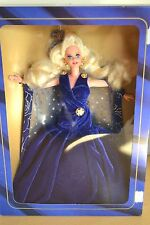 1995 Limited Edition Society Style Collection SAPPHIRE DREAM Barbie