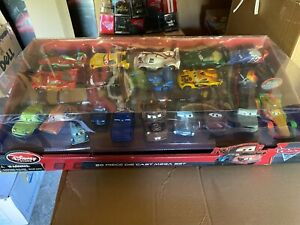 Disney Pixar Cars disneystore20 PIECES MEGASET Collectors Set rare
