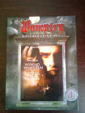 Interview With The Vampire DVD + Book Polish Edition 2011