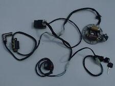 NEW WIRING LOOM / HARNESS RACE CDI STATOR PLATE ELECTRICS PIT BIKE