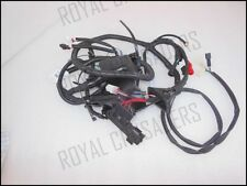 NEW ROYAL ENFIELD 12V COMPLETE WIRING FOR ELECTRIC START MODELS (code2155)