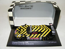 1/43 minichamps Gunnar Porsche GT1 G99 . 2003 Paul River Gran Am Race