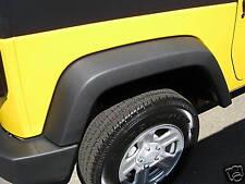 07-13 2013 Jeep Wrangler Wheel Fender Flares Right Rear Black Textured Mopar Oem