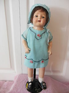 """18"""" composition Patsy type girl doll"""