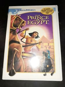 The Prince of Egypt (DVD, 1999) NEW!!! *BUY 2 GET 1 FREE +FREE SHIPPING*