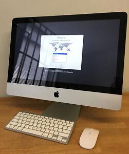 """Apple iMac 21.5"""" desktop computer A1311 Mid 2011 i5 2.5GHZ 8GB 500GB GRADE A"""