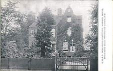 Wandsworth Common. U.M.F.C. Deaconess Institute, Bowron House, Bolingbroke Grove