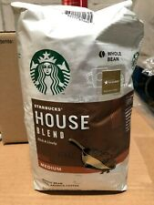 Starbucks House Blend Whole Bean Coffee (40 oz.) Each 5/12/2020