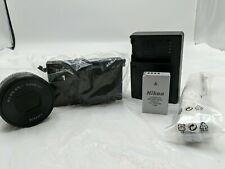 Nikon 1 J4 18.4MP Digital SLR Camera - Black w /used 10-30mm Lens