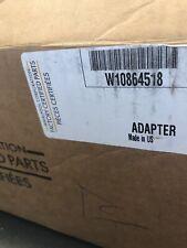 NEW WHIRLPOOL ADAPTER OEM P/N W10841717 W10864518