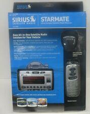 2006 Sirius Satellite Radio Starmate St1R Receiver & Car Kit New