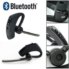 Stereo Bluetooth Hands-Free Wireless Headset Earphone Earpiece for Mobile Phone