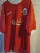Reebok Liverpool Home Football Shirts (English Clubs)