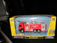 Volvo FM crash tender airport fire engine toy car 1/50 free shipping
