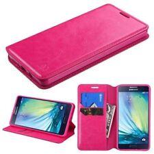 Custodie portafoglio rosa per cellulari e palmari Samsung