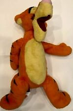 "Disney Store Exclusive Tigger Plush 32"" Long 22"" Seated Height"