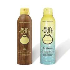 Sun Bum SPF 30 Spray Sunscreen + Aloe Cool Down Spray Combo - 42-30-GELCOMBO