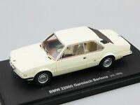 Autocult 1:43 BMW 2200ti Garmisch Bertone, beige, Italy, 1970