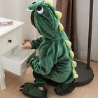 Kids Kigurumi Animal Romper Jumpsuit Bathrobe Pajamas Cosplay Costume Sleepwear