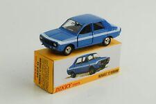 Renault 12 Gordini blau weiss  Ref 1424 G 1:43 Dinky Toys Atlas