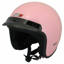 Tuzo Open Face Scooter Motorcycle Helmets