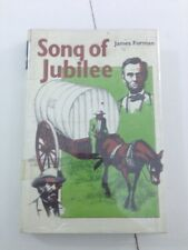 Song of Jubilee - James Forman (1971, Hardcover, DJ)